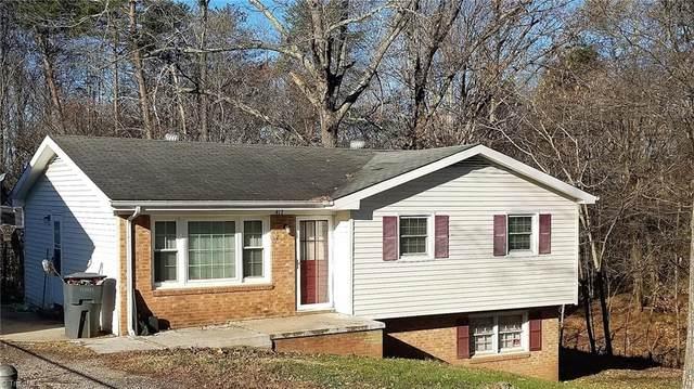 417 Kings Drive, Eden, NC 27288 (MLS #1006831) :: Ward & Ward Properties, LLC
