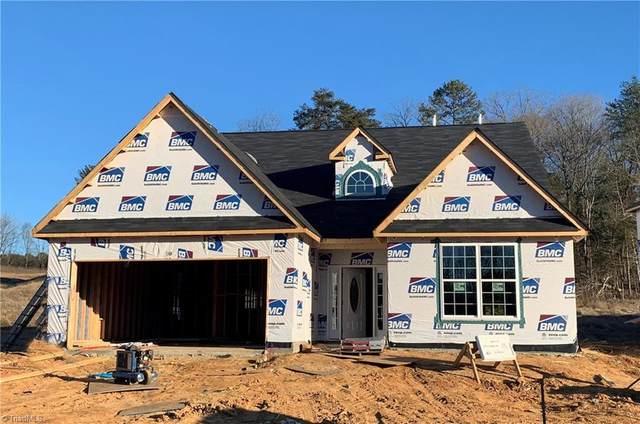 1946 Kippen Drive Lot 80, Kernersville, NC 27284 (MLS #1007720) :: Berkshire Hathaway HomeServices Carolinas Realty