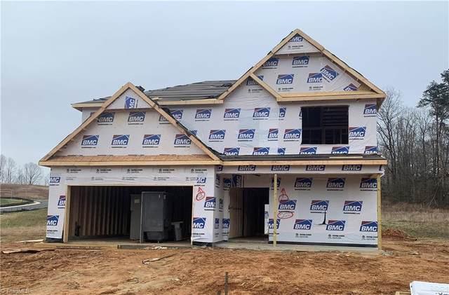1942 Kippen Drive Lot 78, Kernersville, NC 27284 (MLS #1007736) :: Berkshire Hathaway HomeServices Carolinas Realty