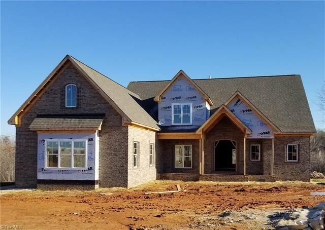 2004 Bob Jessup Drive, Greensboro, NC 27455 (MLS #1007839) :: Ward & Ward Properties, LLC