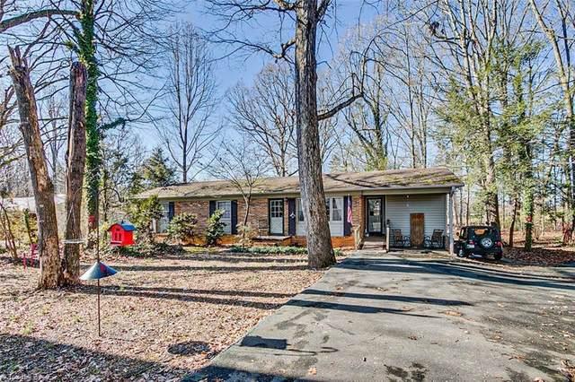 2975 Forest Drive, Randleman, NC 27317 (MLS #1007849) :: Berkshire Hathaway HomeServices Carolinas Realty