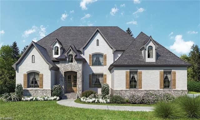 511 Mashie Drive, Summerfield, NC 27358 (MLS #1007964) :: Ward & Ward Properties, LLC