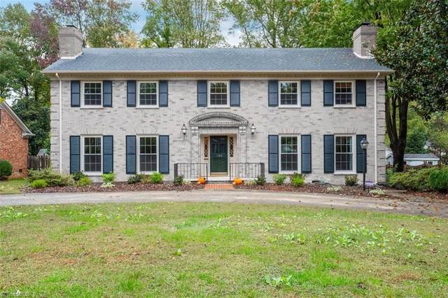 1204 Buckingham Road, Greensboro, NC 27408 (MLS #1008085) :: Lewis & Clark, Realtors®