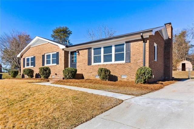 1000 Inverness Court, Greensboro, NC 27406 (MLS #1008520) :: Berkshire Hathaway HomeServices Carolinas Realty
