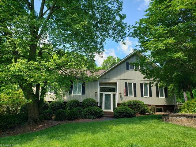7625 Rolling Oak Court, Clemmons, NC 27012 (MLS #1008586) :: Witherspoon Realty