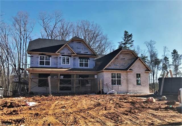 835 Montrachet Court, Lewisville, NC 27023 (MLS #1008615) :: Berkshire Hathaway HomeServices Carolinas Realty