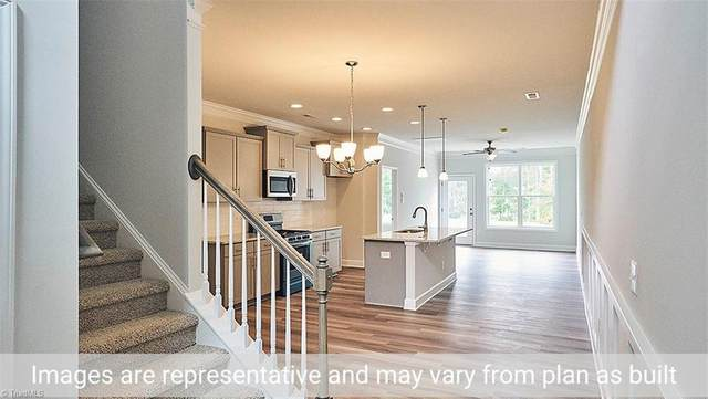 1035 Henson Park Drive, Greensboro, NC 27455 (MLS #1010513) :: Witherspoon Realty
