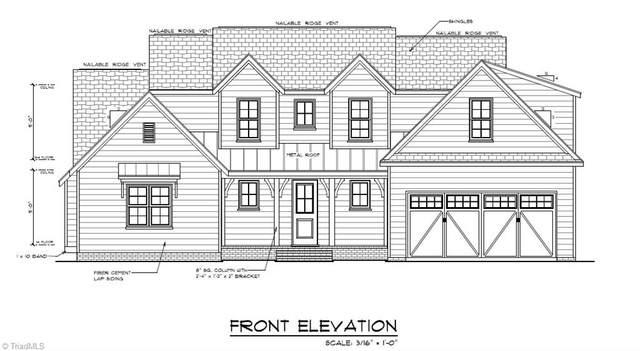 1408 Bethany Drive, Greensboro, NC 27455 (#1010744) :: Premier Realty NC