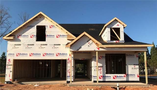 3146 Castlerock Drive Lot 4, Burlington, NC 27215 (MLS #1010971) :: Ward & Ward Properties, LLC