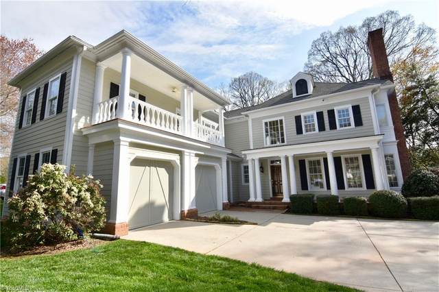 2042 Sussex Lane, Winston Salem, NC 27104 (MLS #1011421) :: Greta Frye & Associates | KW Realty Elite