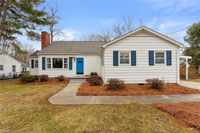 303 Ragsdale Road, Jamestown, NC 27282 (MLS #1011565) :: HergGroup Carolinas | Keller Williams