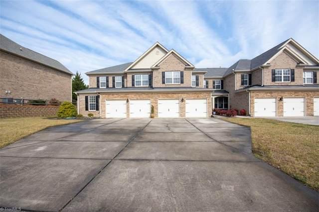6262 Stonewick Drive, Jamestown, NC 27282 (MLS #1011570) :: Berkshire Hathaway HomeServices Carolinas Realty