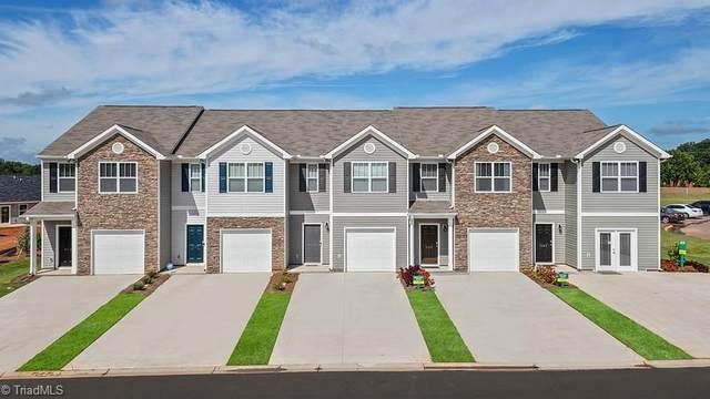 3724 Nathans Way #5, Greensboro, NC 27405 (MLS #1011884) :: Berkshire Hathaway HomeServices Carolinas Realty
