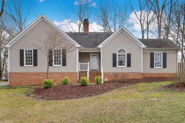 501 Brownbark Lane, Gibsonville, NC 27249 (MLS #1011913) :: Berkshire Hathaway HomeServices Carolinas Realty