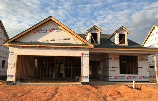 3168 Castlerock Drive Lot 5, Burlington, NC 27215 (MLS #1012023) :: Ward & Ward Properties, LLC