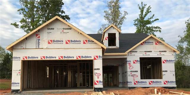 3248 Castlerock Drive Lot 11, Burlington, NC 27215 (MLS #1012050) :: Ward & Ward Properties, LLC