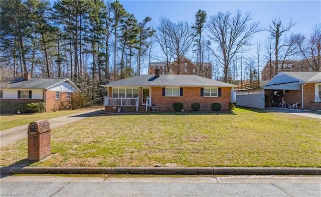 1504 Chatham Drive, High Point, NC 27265 (MLS #1012256) :: HergGroup Carolinas | Keller Williams