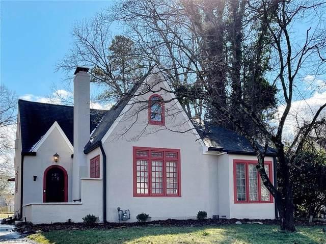 2605 Springwood Drive, Greensboro, NC 27403 (MLS #1012281) :: Lewis & Clark, Realtors®