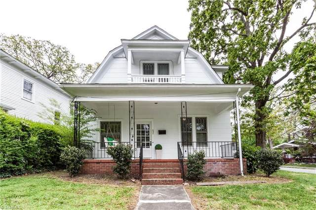 202 Isabel Street, Greensboro, NC 27401 (MLS #1012735) :: Witherspoon Realty