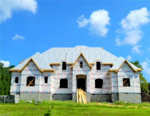 6174 Castlebrook Drive, Summerfield, NC 27358 (#1012865) :: Premier Realty NC