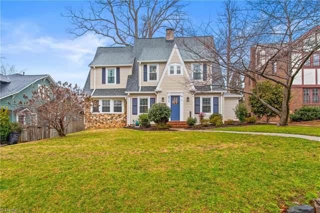 638 Colonial Drive, High Point, NC 27262 (MLS #1012991) :: Greta Frye & Associates   KW Realty Elite