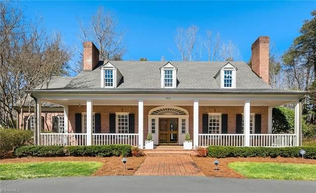 4511 Chinaberry Lane, Winston Salem, NC 27106 (MLS #1013075) :: Lewis & Clark, Realtors®