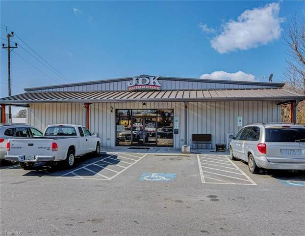 309 N Highway Street, Madison, NC 27025 (MLS #1013358) :: Greta Frye & Associates | KW Realty Elite