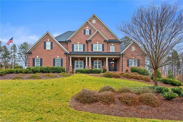 717 Kapstone Crossing, Lexington, NC 27295 (#1013546) :: Mossy Oak Properties Land and Luxury