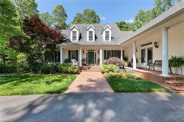 370 Coventry Park Lane, Winston Salem, NC 27104 (MLS #1013738) :: Berkshire Hathaway HomeServices Carolinas Realty