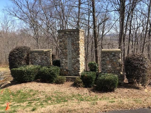 132 Stone Canyon Drive, Denton, NC 27239 (MLS #1014470) :: Ward & Ward Properties, LLC