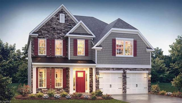 235 Tillingham Trace, Stokesdale, NC 27357 (MLS #1014728) :: Ward & Ward Properties, LLC