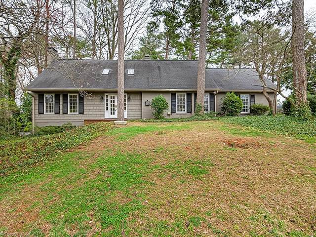 2731 Regency Drive, Winston Salem, NC 27106 (MLS #1015515) :: Greta Frye & Associates | KW Realty Elite