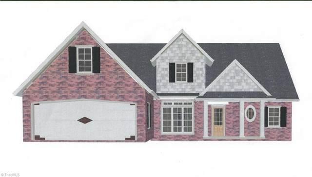 202 Belle Arbor Drive, Winston Salem, NC 27107 (MLS #1015752) :: Ward & Ward Properties, LLC