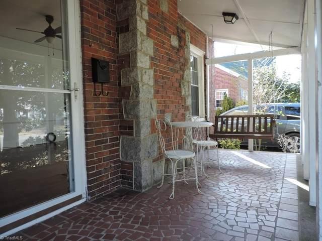 2411 Wright Avenue, Greensboro, NC 27403 (MLS #1015802) :: Ward & Ward Properties, LLC