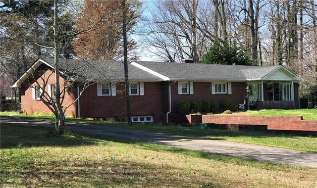 1809 Thompson Drive, Winston Salem, NC 27127 (MLS #1017354) :: Greta Frye & Associates | KW Realty Elite