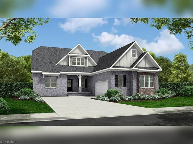 Montrachet Drive, Lewisville, NC 27023 (MLS #1017556) :: Ward & Ward Properties, LLC