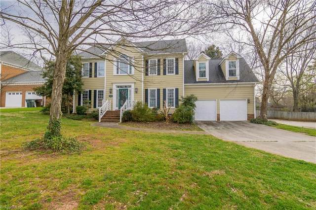 1816 Tennyson Court, Greensboro, NC 27410 (MLS #1018178) :: Lewis & Clark, Realtors®