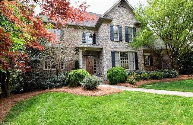 120 Wing Haven Circle, Winston Salem, NC 27106 (MLS #1018608) :: Ward & Ward Properties, LLC