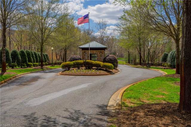 164 Point View Court, Denton, NC 27239 (MLS #1018889) :: EXIT Realty Preferred
