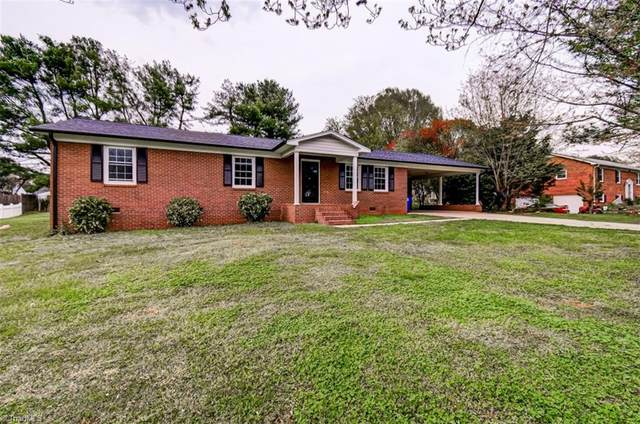 4910 Garden View Drive, Winston Salem, NC 27107 (MLS #1018987) :: Lewis & Clark, Realtors®