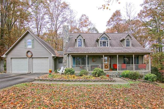 3500 Ireland Road, Yadkinville, NC 27055 (MLS #1019147) :: RE/MAX Impact Realty