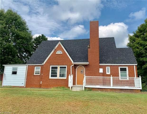 828 Johnson Ridge Road, Elkin, NC 28621 (MLS #1019310) :: Ward & Ward Properties, LLC