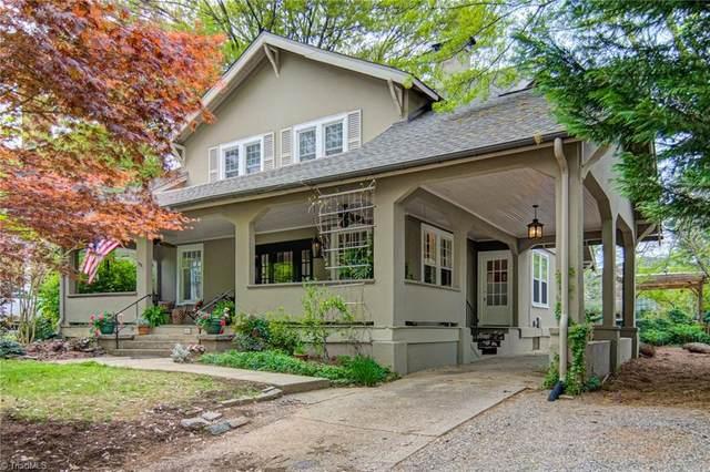 440 S Hawthorne Road, Winston Salem, NC 27104 (MLS #1019343) :: Lewis & Clark, Realtors®