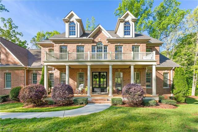 8001 Willow Glen Trail, Greensboro, NC 27455 (MLS #1019547) :: EXIT Realty Preferred