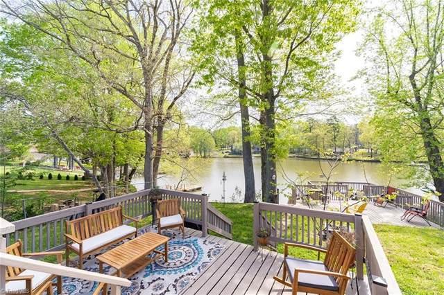 2136 Riverview Road, Lexington, NC 27292 (MLS #1020060) :: Berkshire Hathaway HomeServices Carolinas Realty