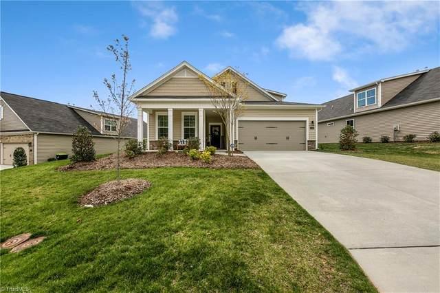 5234 Garnet Hill Drive, Clemmons, NC 27012 (MLS #1020151) :: Greta Frye & Associates | KW Realty Elite