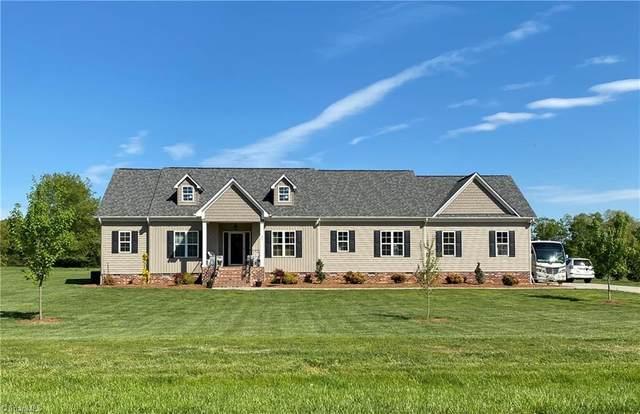 447 Scout Road, Lexington, NC 27292 (MLS #1020294) :: Ward & Ward Properties, LLC