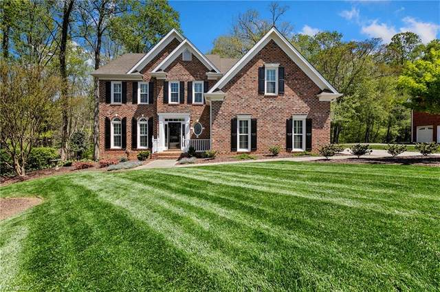 4225 Holly Hill Lane, Winston Salem, NC 27106 (MLS #1020328) :: Ward & Ward Properties, LLC