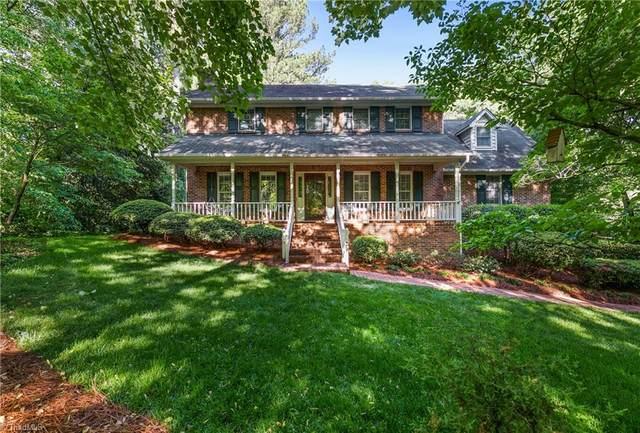 500 Knob View Drive, Winston Salem, NC 27104 (MLS #1020458) :: Lewis & Clark, Realtors®