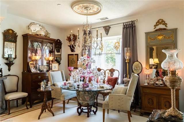 2330 Bermuda Village Drive, Advance, NC 27006 (MLS #1020465) :: Berkshire Hathaway HomeServices Carolinas Realty